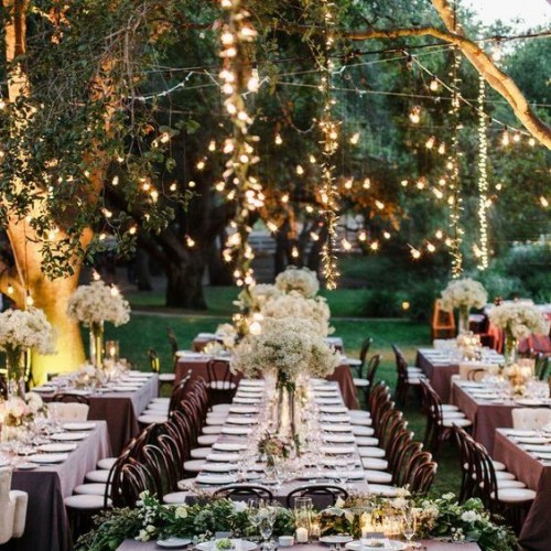 Ideas para decorar una boda en primavera flores Places to have a fall wedding