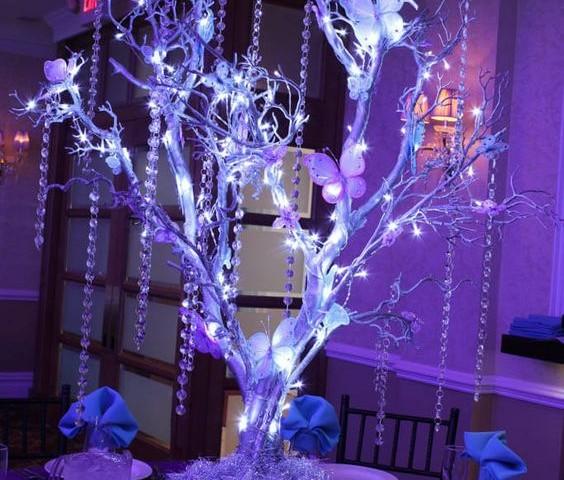Luces led para bodas iluminacion de colores para decorar - Luces led de colores ...