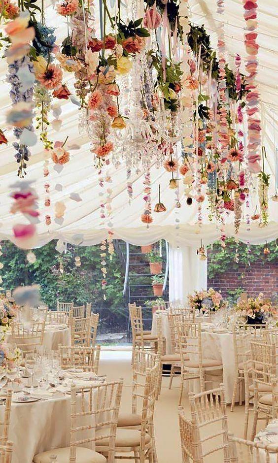 Ideas para una boda boho chic bohemia hippie for 7 events flower decorations