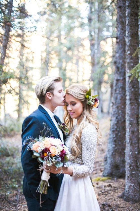 Matrimonio Bohemien Moda : Ideas para una boda boho chic bohemia hippie