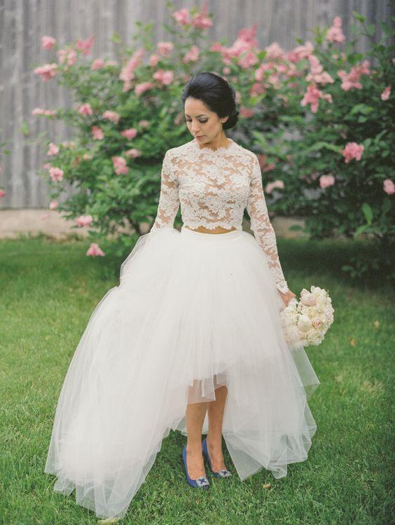 vestidos de novia separates