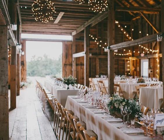 Ideas para decorar una boda r stica for Ideas para decorar una boda